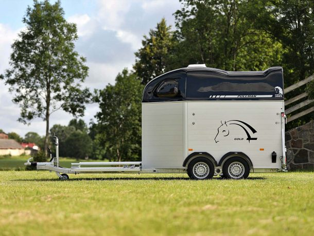 Carriage Horse Trailer