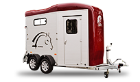 2 Horse Trailers